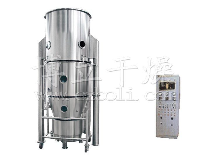 FL, FG Fluidizing And (Granulating) Dryer