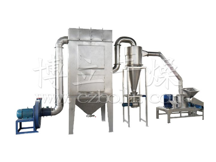 JRF Coal Combustion Hot Air Furnace